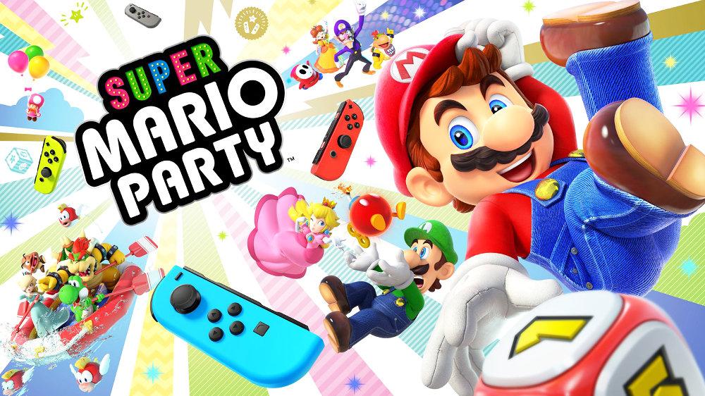 Switch『スーパーマリオパーティ』はすでに150万本以上を販売