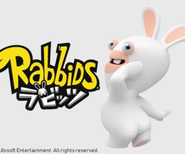 テレビ東京コミュニケーションズがUbisoftの「ラビッツ」を日本展開、アニメや商品化、広告、イベントなど