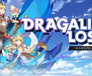 『ドラガリアロスト』の初動2週間売上は1600万ドル、日本を中心に数字を伸ばす