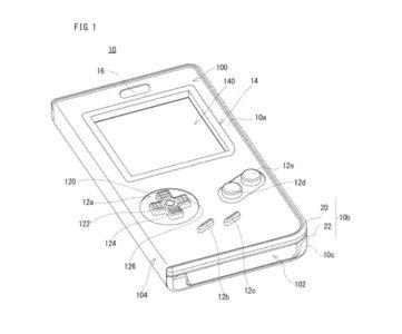 任天堂、スマホを「ゲームボーイ」化する手帳型ケース特許を米国で出願