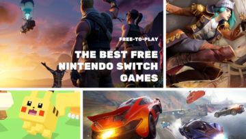 基本プレイ無料 おすすめの Nintendo Switch ソフト