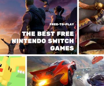 【Nintendo Switch】基本プレイ無料ですぐに遊べる、面白くてオススメのソフト