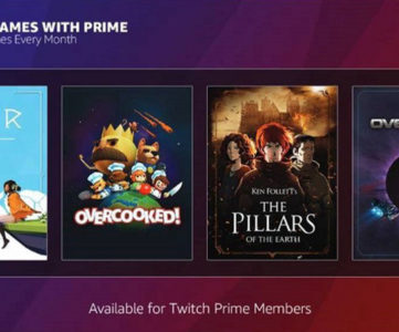 Twitch Prime:11月の無料ゲームは『Overcooked』や『AER』など4本