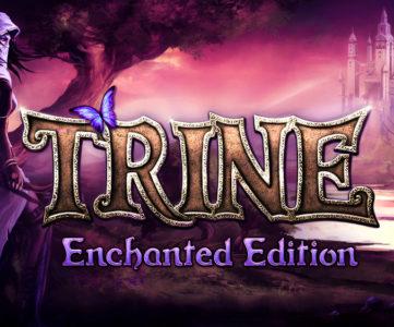 『Trine (トライン)』シリーズ3作品がNintendo Switchに対応