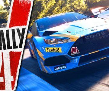 Nintendo Switch版『V-Rally 4』の海外発売日が決定