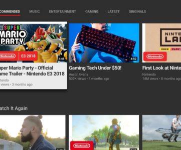 【Nintendo Switch】YouTubeアプリで動画を視聴できない、再生エラーが繰り返し発生するときの対処方法