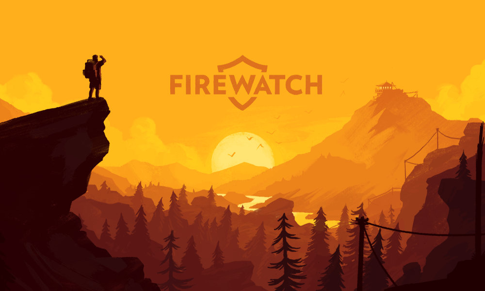 Nintendo Switch版『Firewatch』が配信開始、ワイオミング州の自然保護区を舞台に繰り広げられるミステリーADV