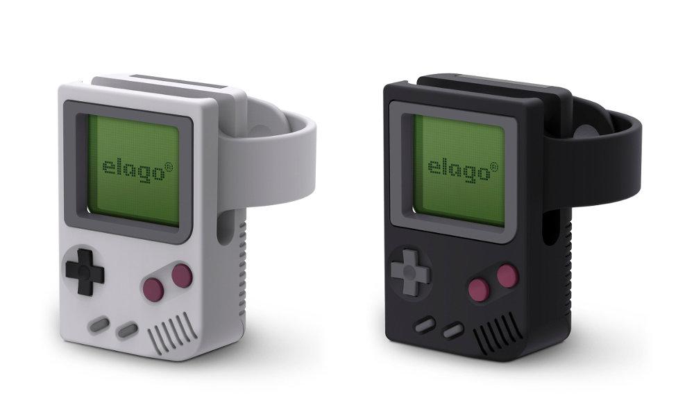 elagoのApple Watch充電スタンドに初代ゲームボーイ風デザイン「W5 Stand」が登場