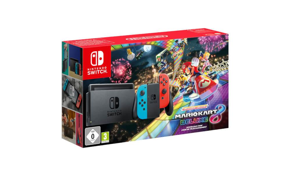 UK:Nintendo Switchの普及台数は140万台に