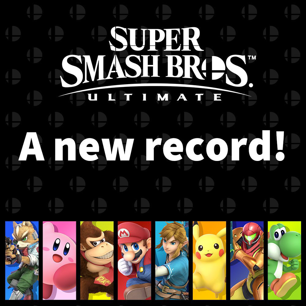 『大乱闘スマッシュブラザーズSPECIAL』は欧州でシリーズ最大、任天堂据置ハード史上最大のローンチを記録