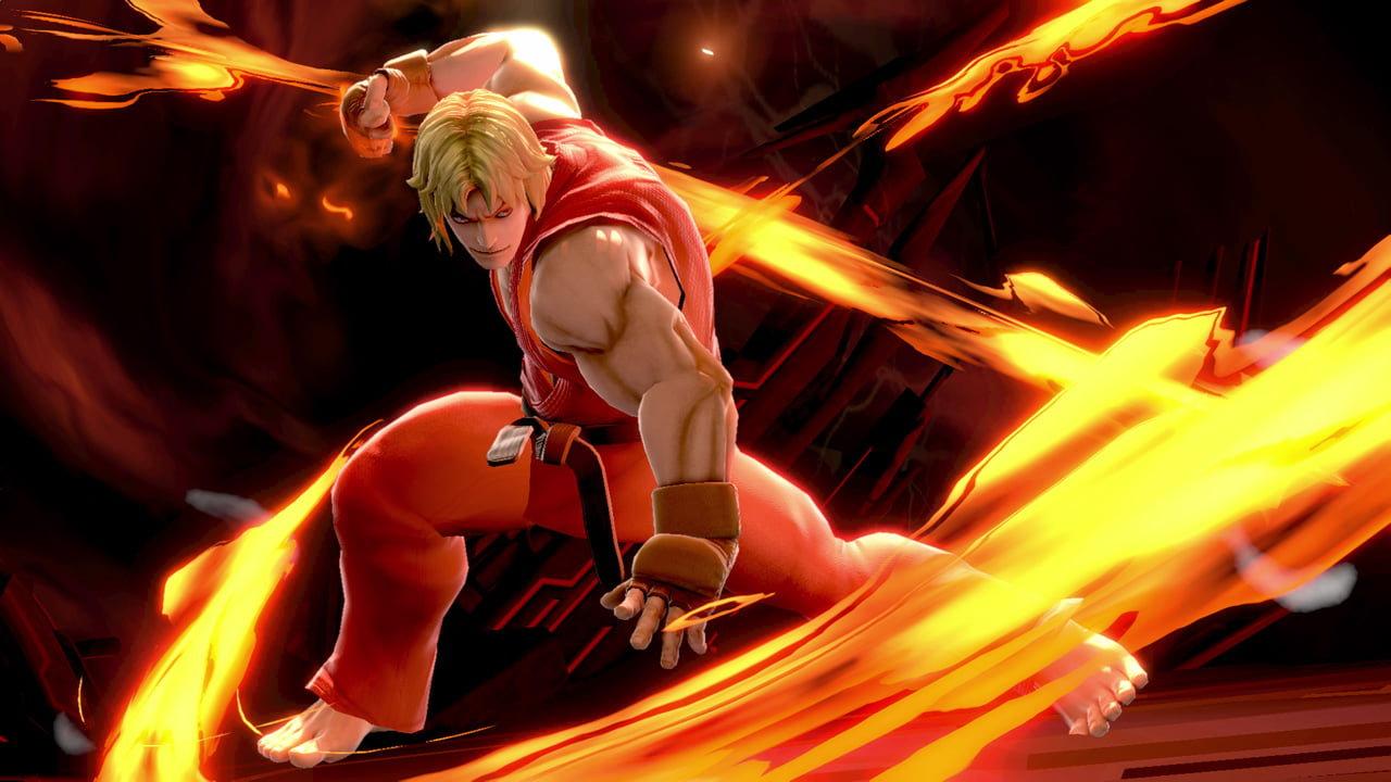 大乱闘スマッシュブラザーズ SPECIAL (Super Smash Bros. Ultimate) - ケン