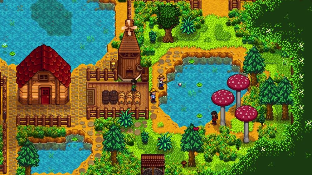 Nintendo Switch版『Stardew Valley』バージョン1.3でマルチプレイが実装、オンでもオフでも一緒に遊べる