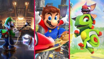 【Nintendo Switch】おすすめ3Dアクション、アクションアドベンチャーゲーム