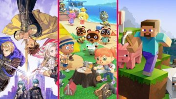【Nintendo Switch】おすすめシミュレーション / サンドボックス・クラフトゲーム