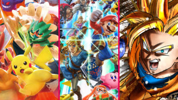 Best Nintendo Switch Fighting Games