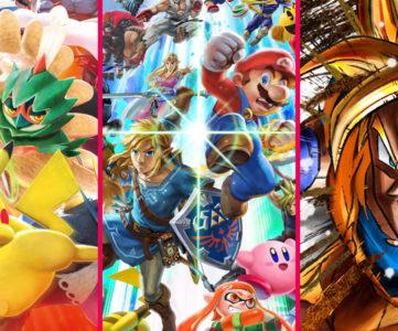 【Nintendo Switch】おすすめ対戦アクション・格闘ゲーム