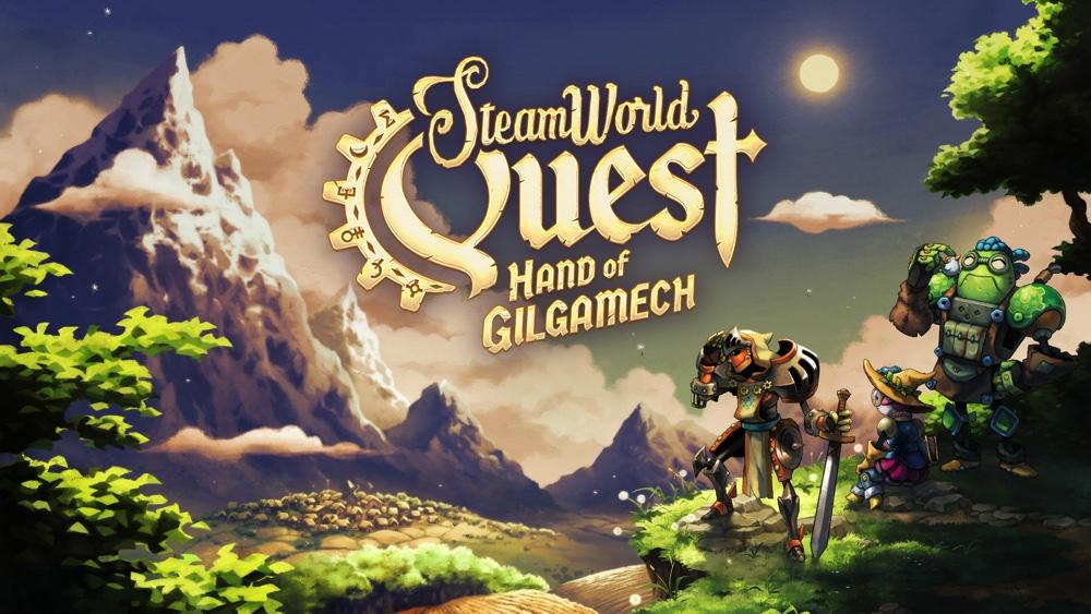 『スチームワールド』シリーズの新作『SteamWorld Quest』はカードバトルが特徴のRPG、2019年後半にNintendo Switchで先行発売