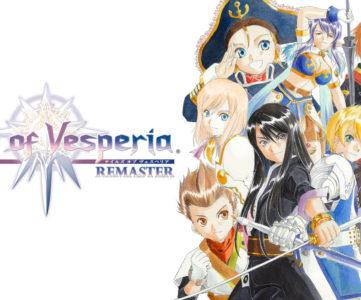 【比較】『テイルズ オブ ヴェスペリア リマスター』Nintendo Switch版の特徴や他機種版との違い、PS3版からの変更点