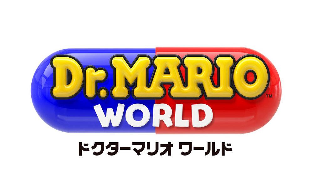 任天堂、LINEと協業しスマホ向けに『ドクターマリオ』新作を配信へ。配信は初夏、一部プレイ無料方式