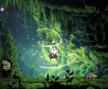 『ホロウナイト』の続編『Hollow Knight: Silksong』がNintendo Switchに対応、ホーネットを主人公に新しい冒険がはじまる