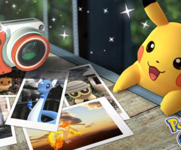 ポケモンGO:手持ちのポケモンと簡単にAR写真撮影できる「GOスナップショット」機能が実装へ