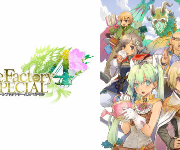"""【比較】『ルーンファクトリー4』Nintendo Switch版""""スペシャル""""の特徴や新要素・変更点、3DS版との違い"""
