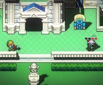 クリプト・オブ・ネクロダンサー×ゼルダの伝説:ローグライクリズムアクション『Cadence of Hyrule』が2019年春、Nintendo Switchに登場
