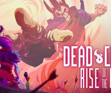 『Dead Cells – Rise of the Giant』がSwitchでも配信開始、さらに深くゲームを楽しむ大型追加コンテンツ