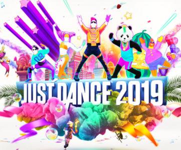 Nintendo Switch『Just Dance 2019(英語版)』が国内eショップで配信、400曲以上追加で踊れる「UNLIMITED」にも対応