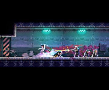 Nintendo Switch『Katana ZERO』は日本語版も4月に発売予定、2Dスタイリッシュ斬撃アクション