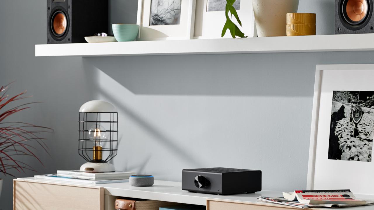 Amazon「Echo Link / Echo Link Amp」、自宅のコンポがAlexa・音楽ストリーミング再生対応になるコンパニオンデバイス