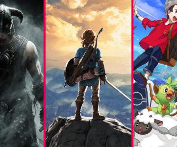 【Nintendo Switch】おすすめRPG 16選