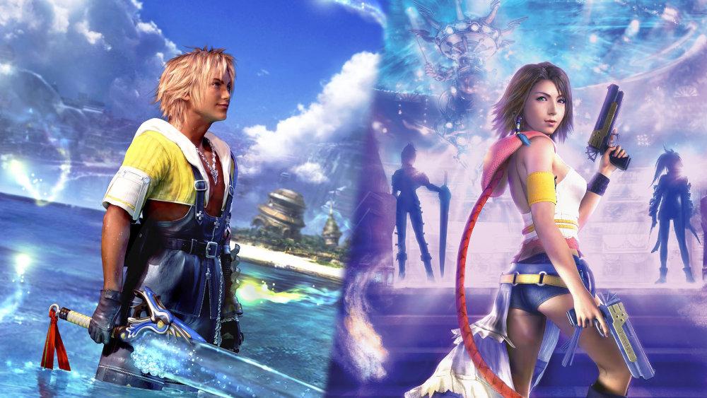 【比較】『ファイナルファンタジーX HDリマスター』Nintendo Switch版の特徴や変更点・追加要素、PS4/PS3/Vita/PS2版とのグラフィック比較