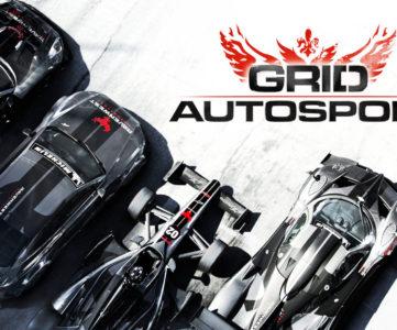 【GRID Autosport】スイッチ版がオンラインマルチプレイに対応、クルマToy-Conやハンコン操作も正式サポート