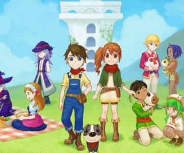 ナツメ、『Harvest Moon: Mad Dash』を発表。E3でお披露目へ