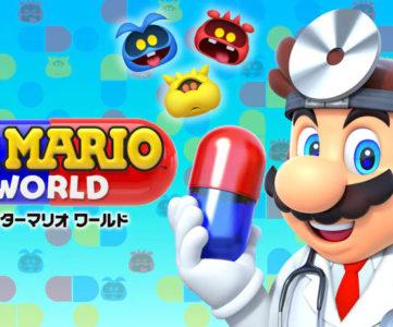 『ドクターマリオ ワールド』は7月10日配信開始、キャラクター・ボリューム・SNS連携・課金要素