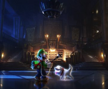 Switch『ルイージマンション3』はNext Level Games開発、Wii U時代から実験を行っていた