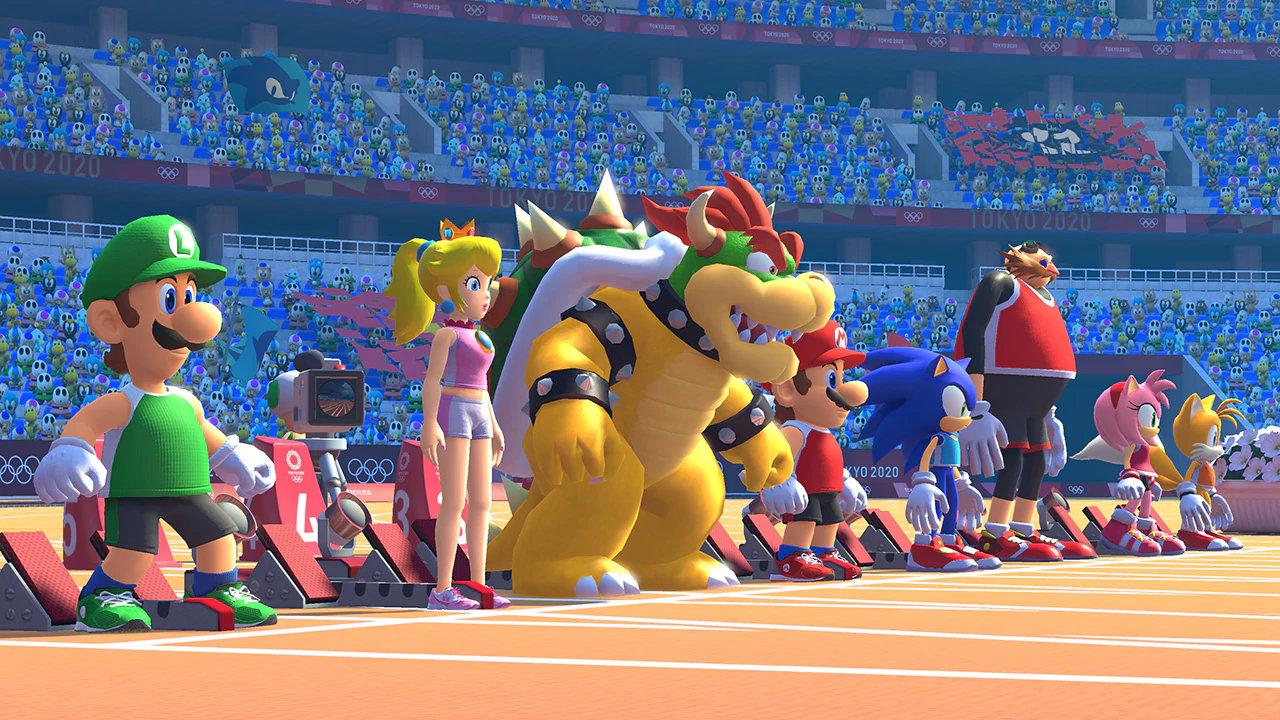 マリオ オリンピック