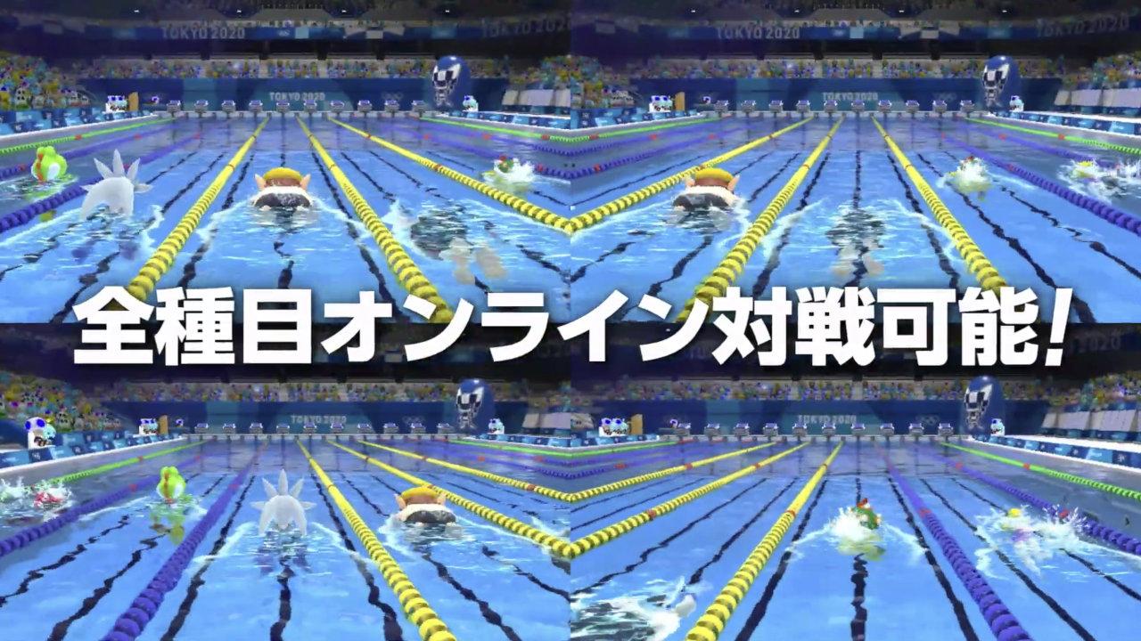 東京 ソニック オリンピック キャラクター マリオ アンド
