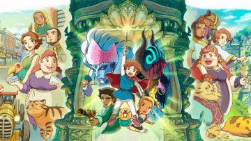 【比較】『二ノ国 白き聖灰の女王』Nintendo Switch/PS4の移植・リマスター版の特徴、追加要素、オリジナル版との違いについて
