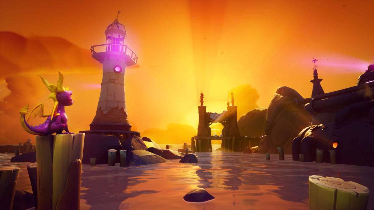 『スパイロ・ザ・ドラゴン』初期3部作のHDリマスター『Spyro Reignited Trilogy』がNintendo Switchに対応