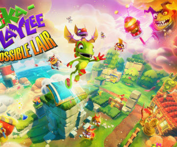 Playtonicの『Yooka-Laylee』新作は2D横スクロール&3D見下ろし型アクションアドベンチャー、David Wise氏やGrant Kirkhope氏も再び参加