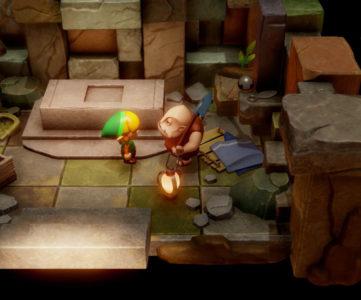 Switch『ゼルダの伝説 夢をみる島』開発はグレッゾが担当