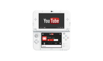 YouTube for Nintendo 3DS