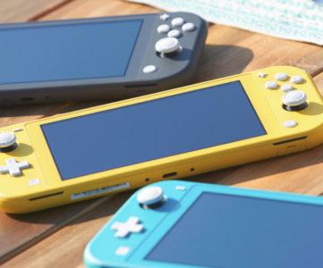Nintendo Switch Liteに続く新モデルは今年はなし、高性能バージョンは出るとしても2020年以降に