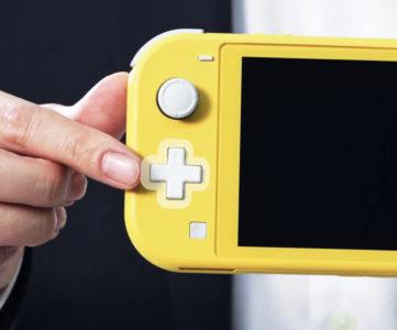 任天堂、Switch Joy-Con (L) への十字ボタン採用は「期待しないで」