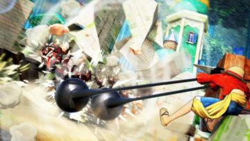 ワンピース 海賊無双4 One Piece: Pirate Warriors 4