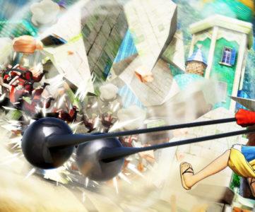 """PS4/Switch『ワンピース 海賊無双4』が2020年に発売、""""リアルな ONE PIECE 体験""""をコンセプトに空気感など戦場を再現"""