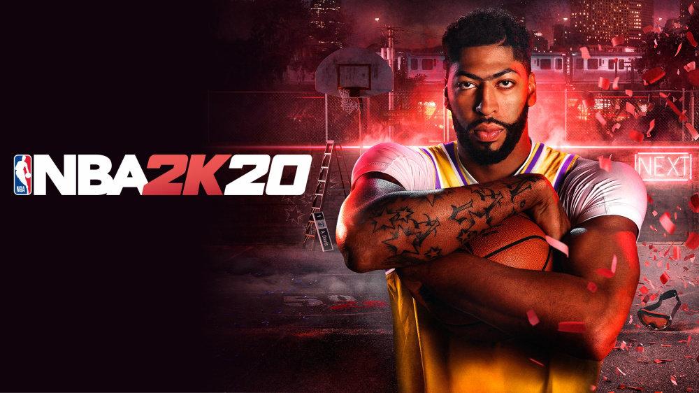 Nintendo Switch版『NBA 2K20』の体験版が配信開始、一部「MyCAREER」「MyPLAYER」を遊べる