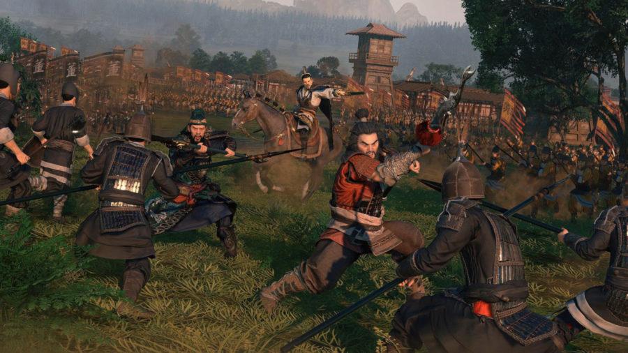 Total War: THREE KINGDOMS (トータルウォー:三国志)